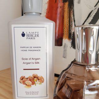 """Le parfum Lampe Berger """"Soie d'Argan"""""""