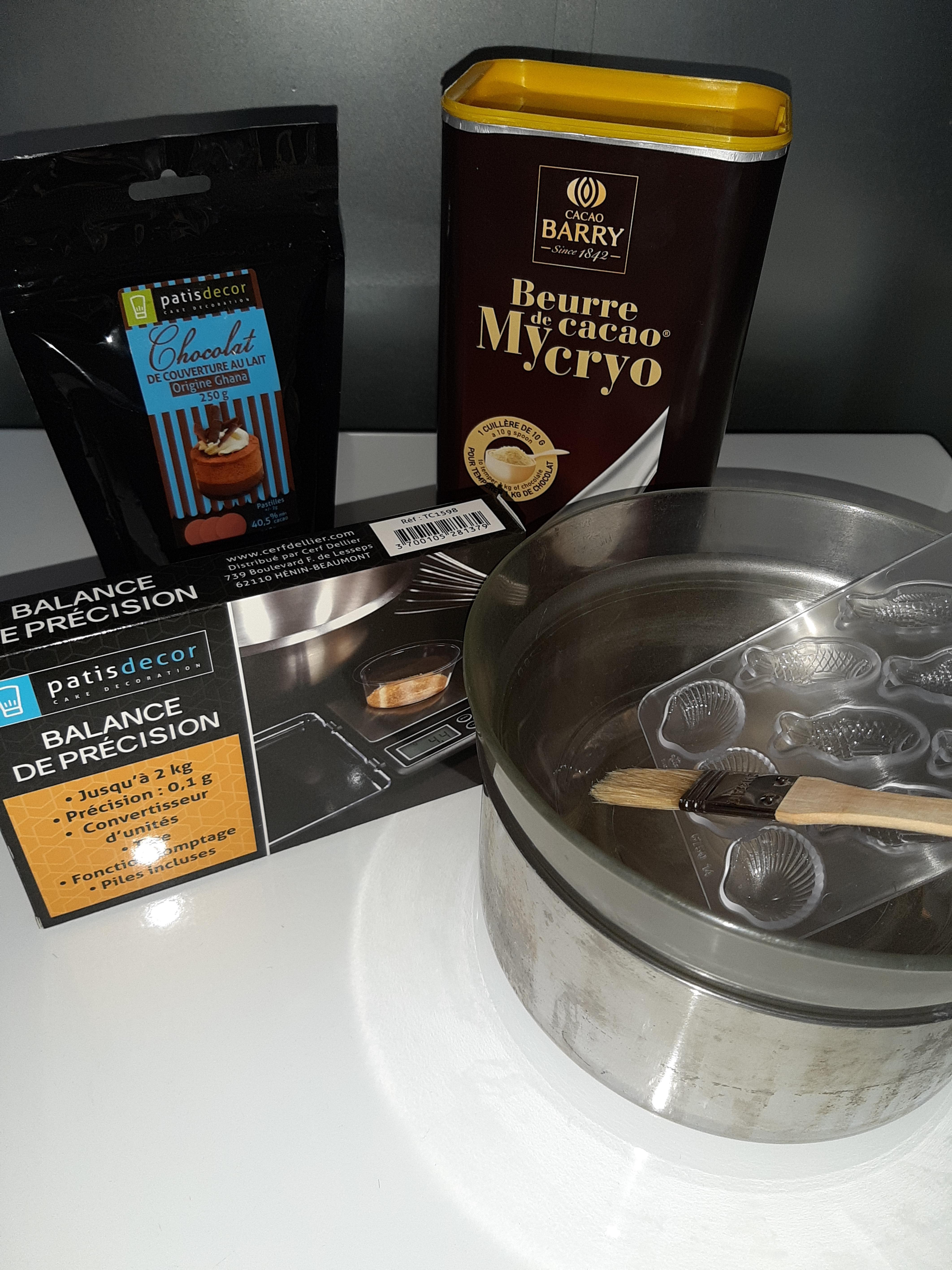 Mycryo (beurre de cacao)