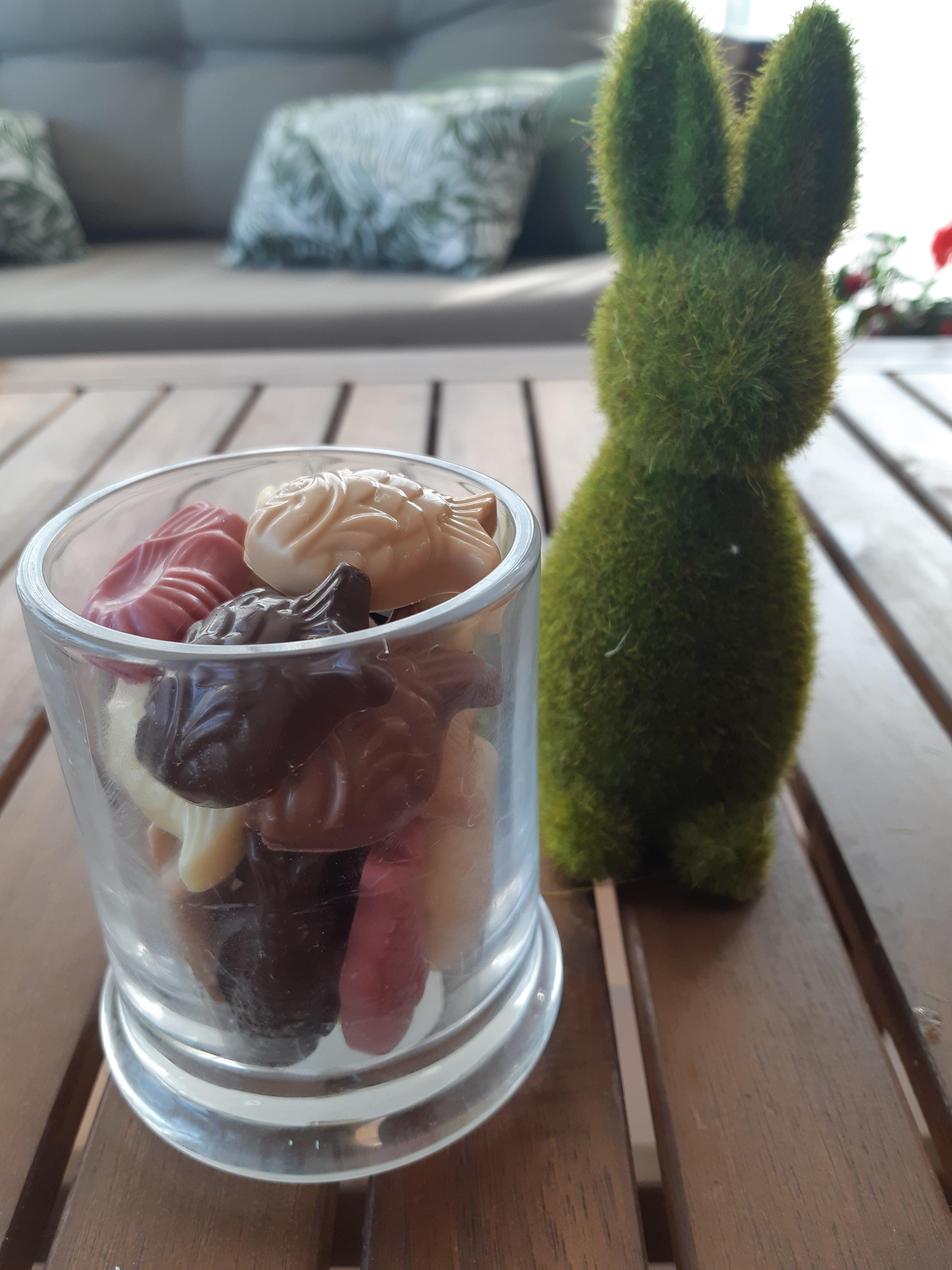 J'ai testé pour vous les moules à chocolat en polycarbonate