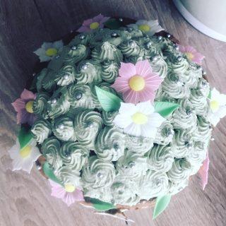 Gâteau décoré pour Pâques 🐣