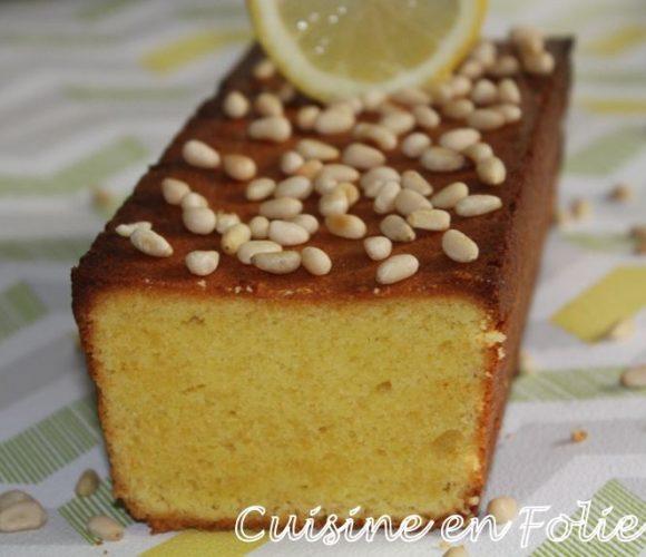 Le cake aux agrumes ultra moelleux de Michalak … à ma façon