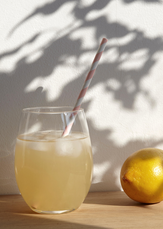 Citronnade au thé vert jasmin de la Compagnie Coloniale