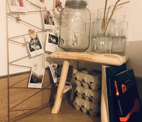 J'ai testé pour vous le tabouret en bois woody