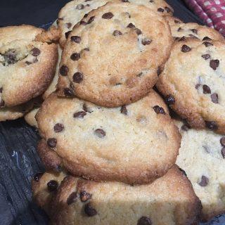 J'ai testé pour vous le kit de préparation pour cookies de Trésors de Chef !