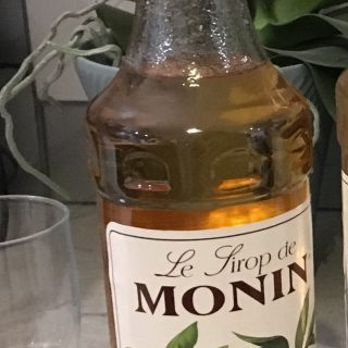 J'ai testé pour vous sirop Monin parfum Banane