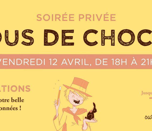 Soirée Privée Fondus de Chocolat !