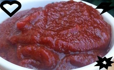 Ketchup maison 🍅🍅   hyper rapide