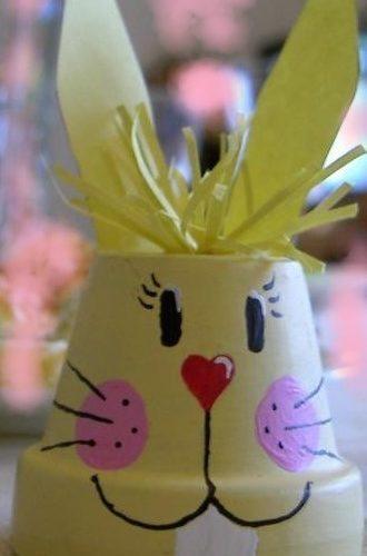 mon lapin de Pâques  🎨