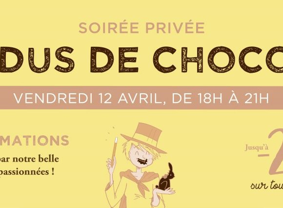 Soirée Privée 12 Avril 2019