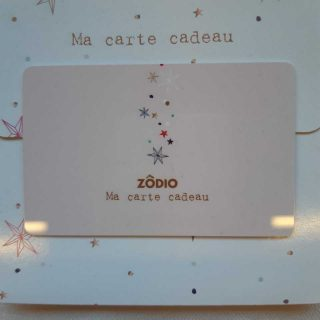 Pour la fête des mères, Pensez à la carte cadeau