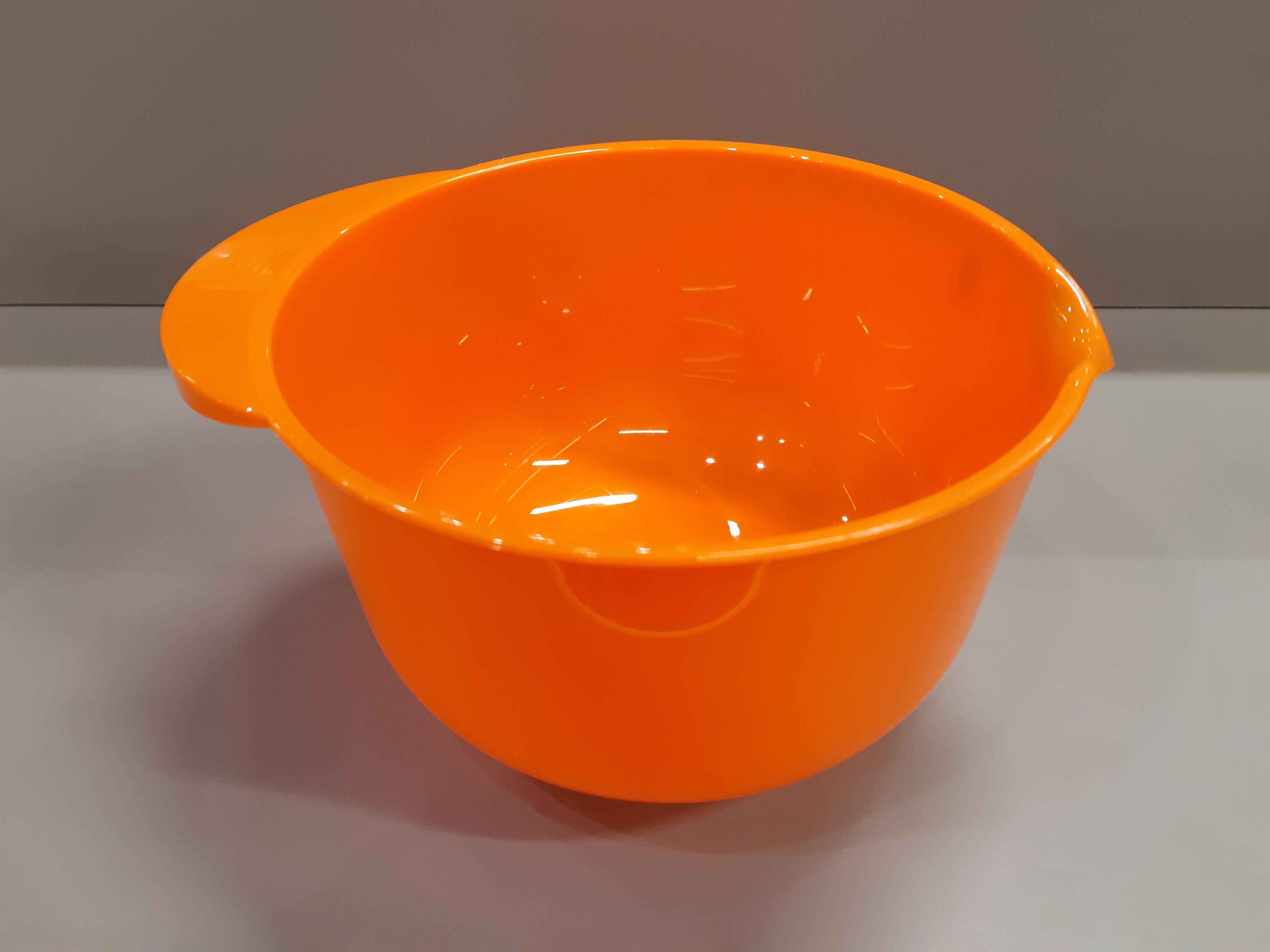J'ai testé pour vous mon cake surprise avec mon bol mixing bowl