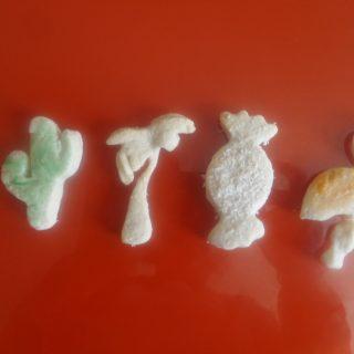 Petits sables yuzu