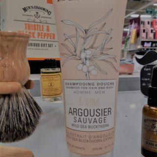 shampoing douche argousier de DURANCE