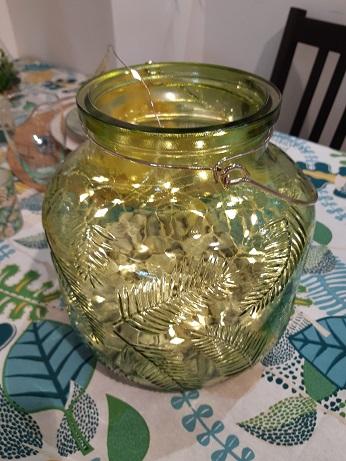 J'ai testé pour vous la lanterne en verre avec anse