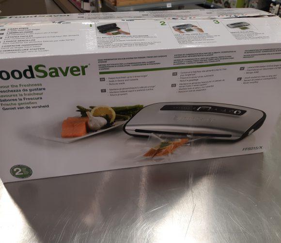 J'ai testé pour vous ma démonstration Foodsaver avec le sous-vide Foodsaver