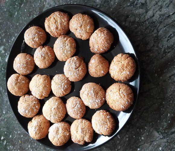 Macarons moelleux à l'amande (Italie)