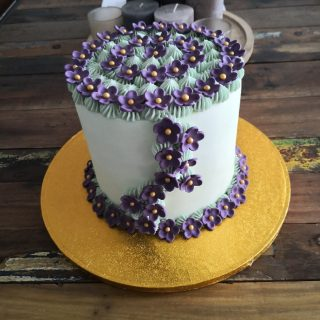 Layer Cake Violettes