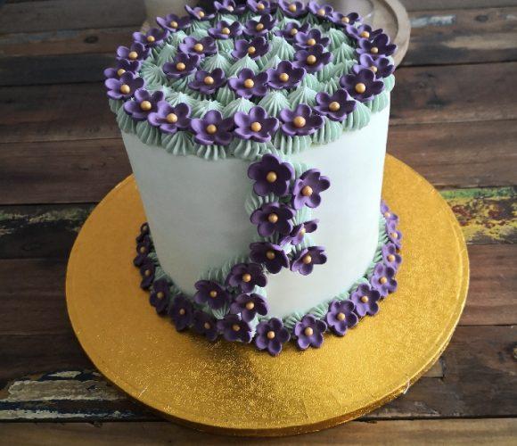 Layer Cake Violettes