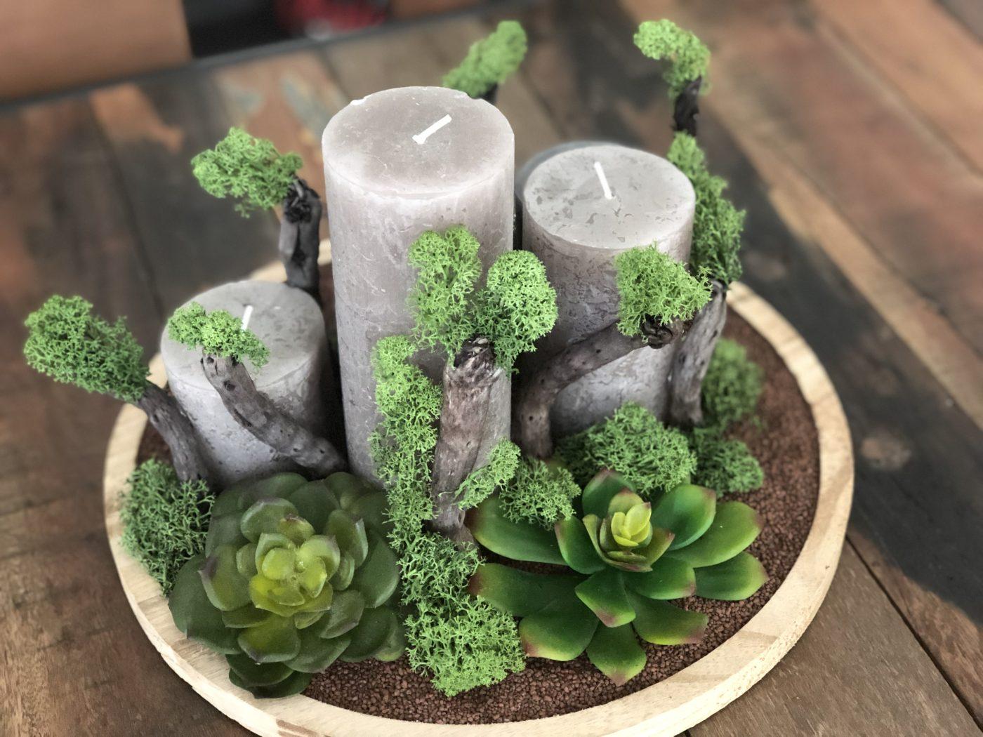 Jardin Zen de table