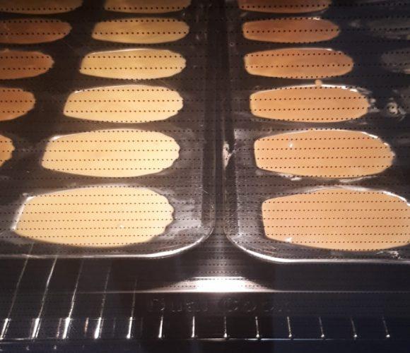 J'ai testé pour vous le moule à madeleine en fer blanc