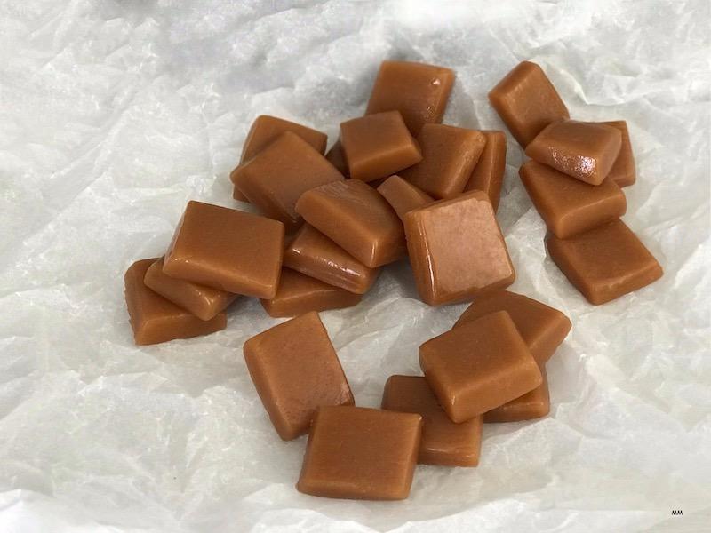 Caramel tendre vanille