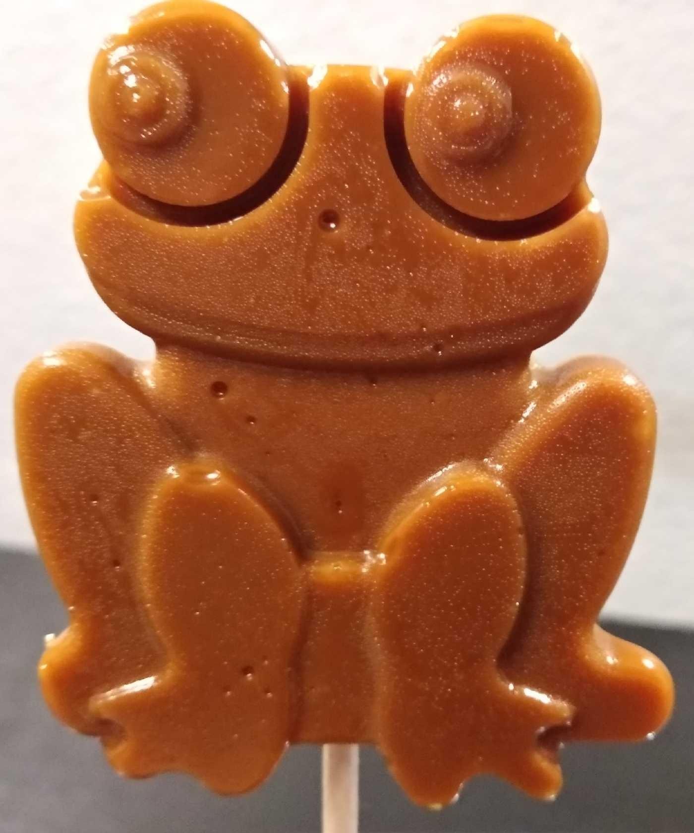 Ma p'tite grenouille caramel