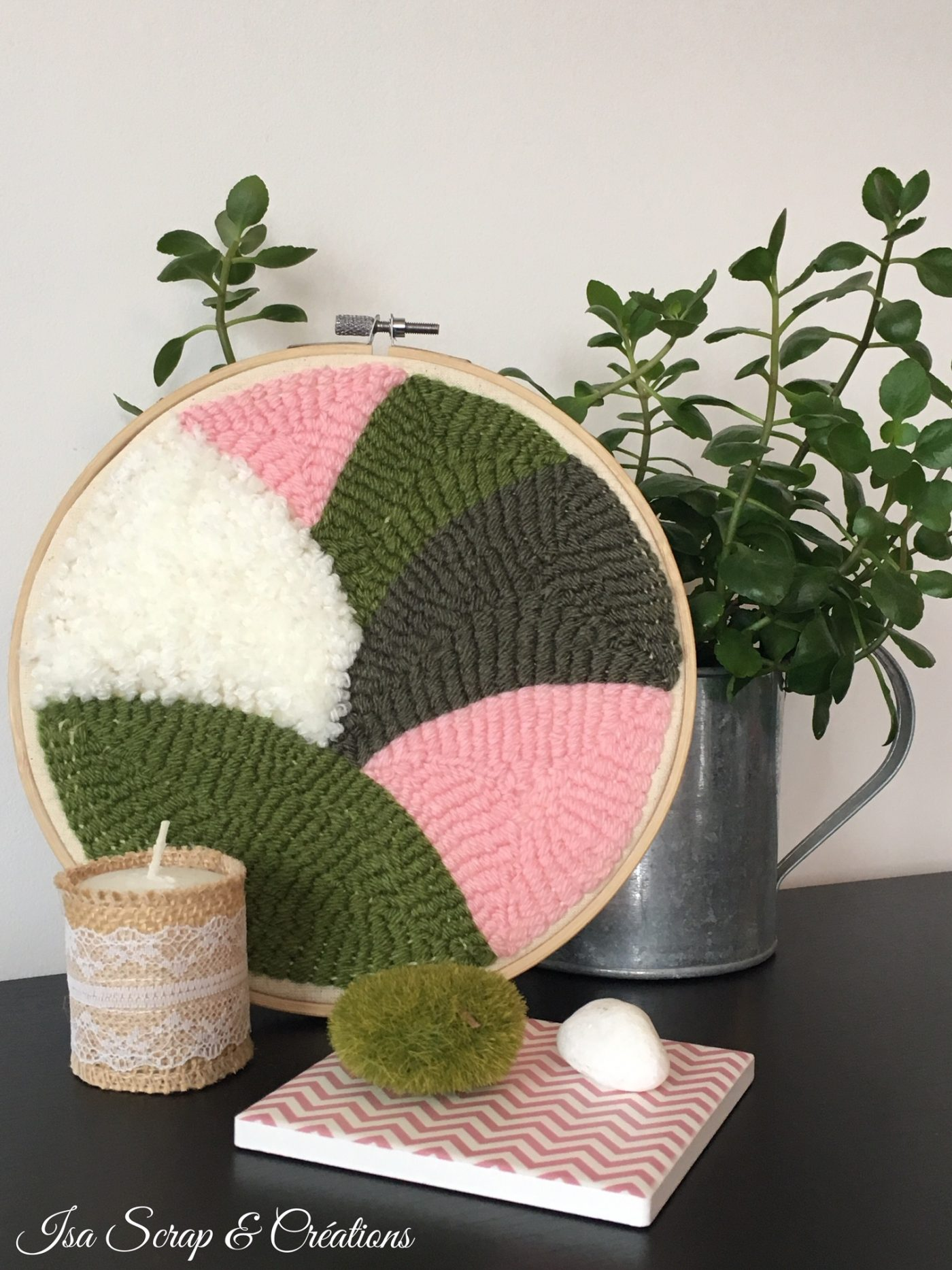 Home Déco // Punch needle