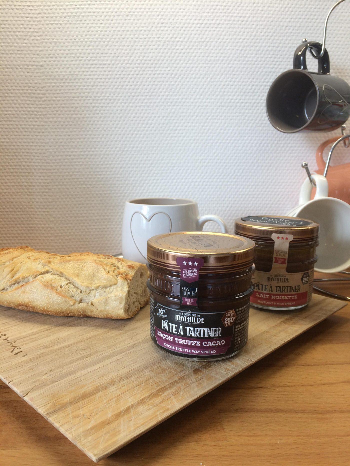 La Pâte à Tartiner du Comptoir de Mathilde