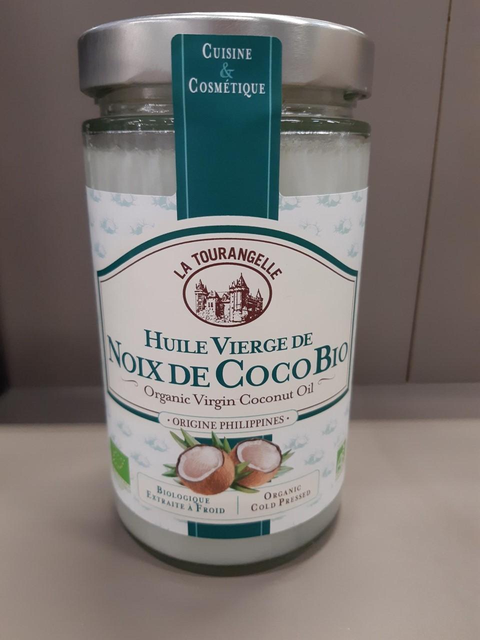 J'ai testé pour vous huile Vierge de Noix de Coco bio