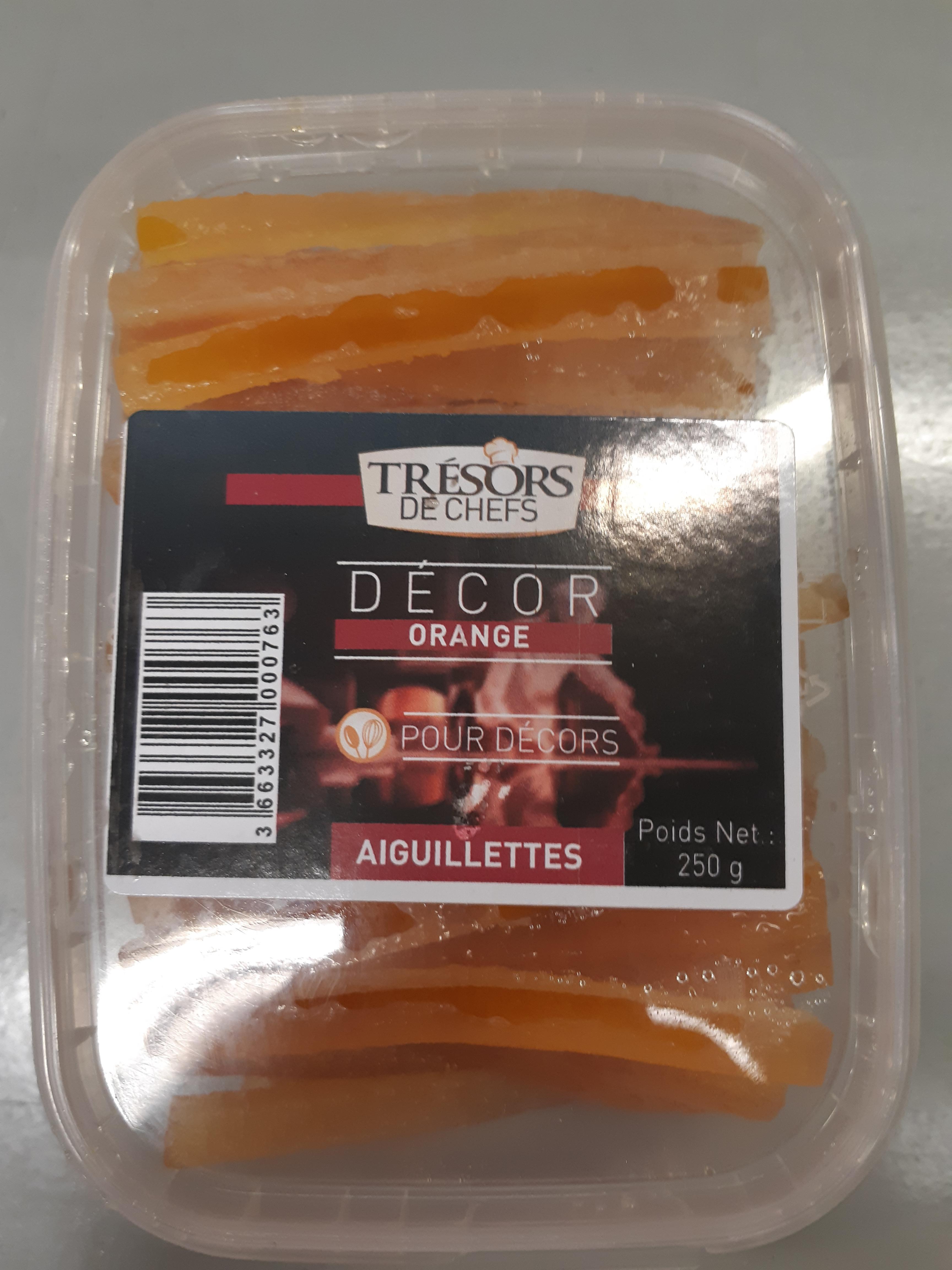 J'ai testé pour vous ma galette des rois frangipane avec mes aiguillettes orange