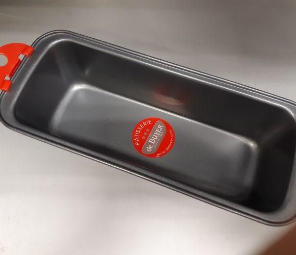 J'ai testé pour vous mon cake italien avec le moule embouti