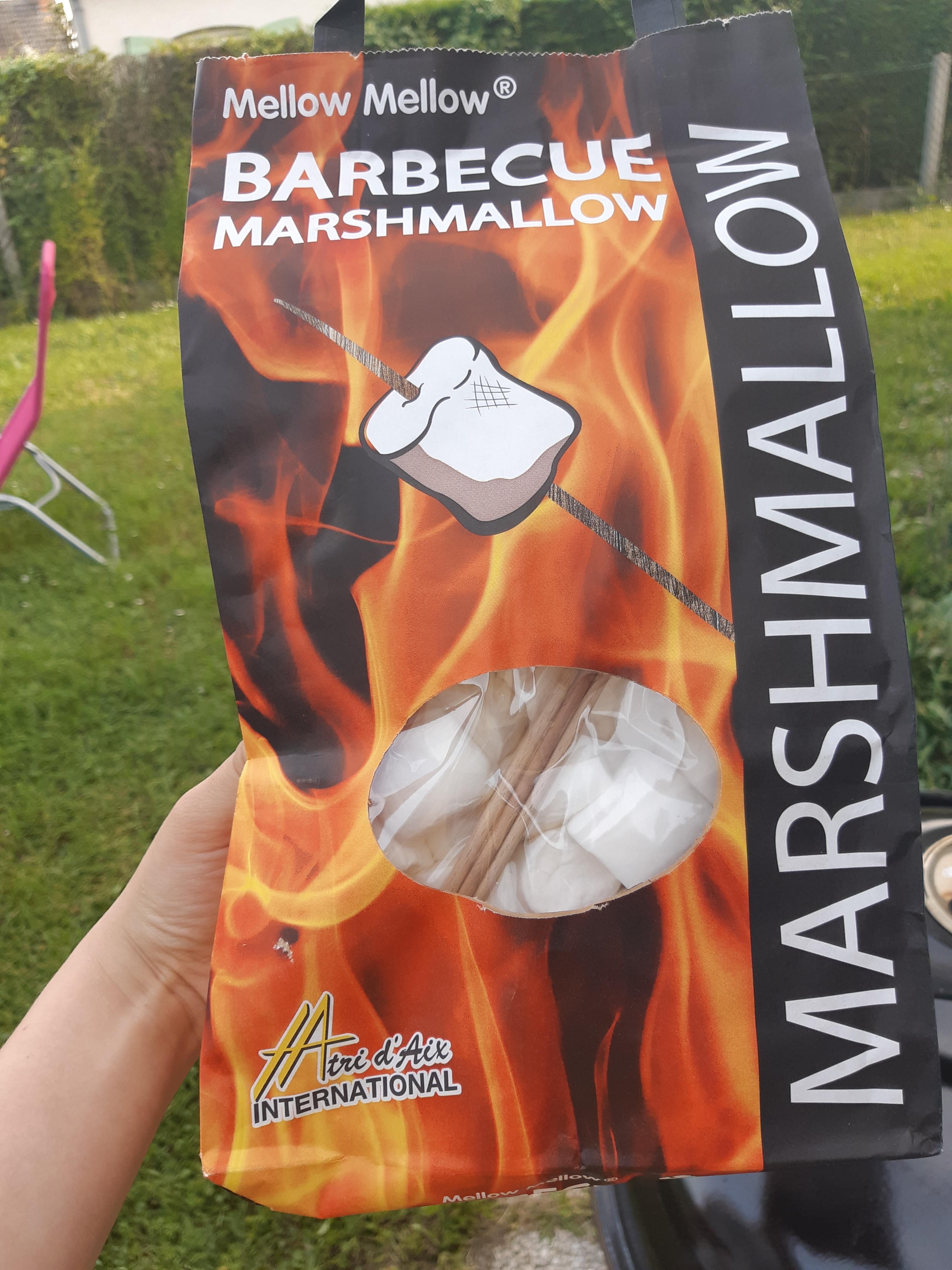 J'ai testé pour vous marshmallow barbecue