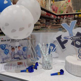 """La box de Décoration anniversaire """" Dino Party""""!!!!"""