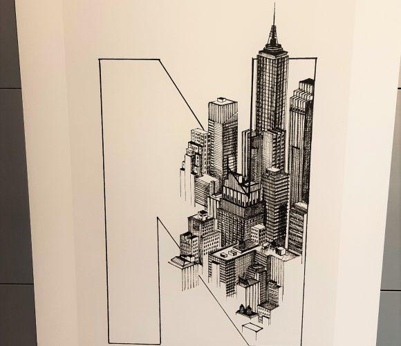 J'ai testé pour vous le poster New York!