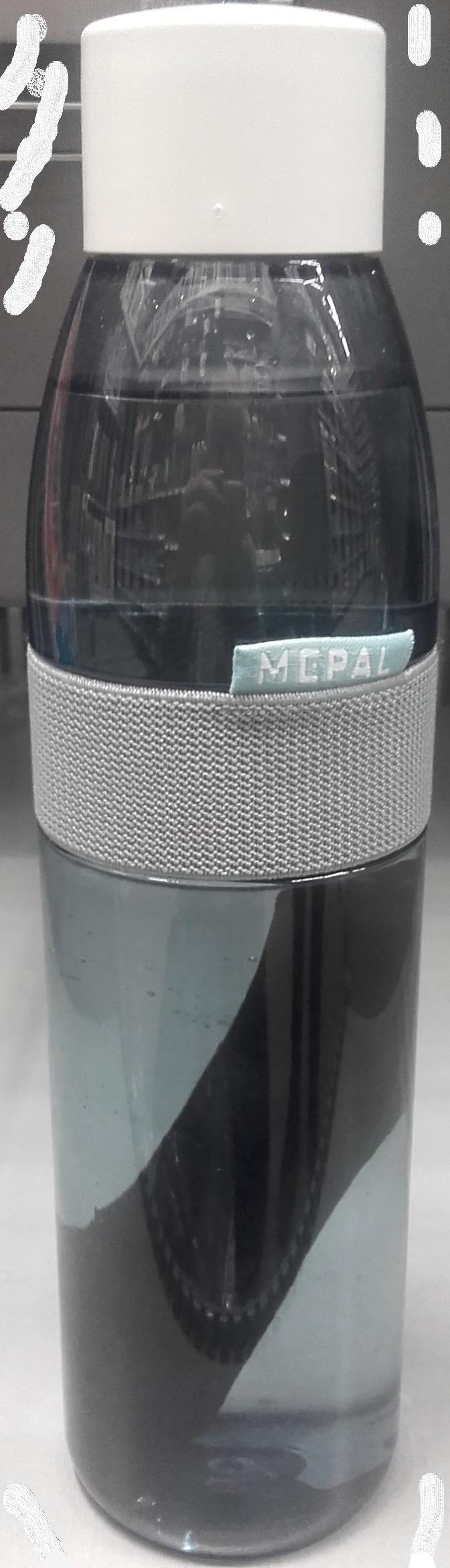 J'ai testé pour vous bouteille d'eau Ellipse 700 ml