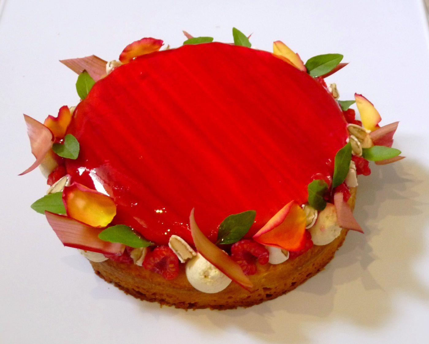 Fantastik Rhubarbe Vanille