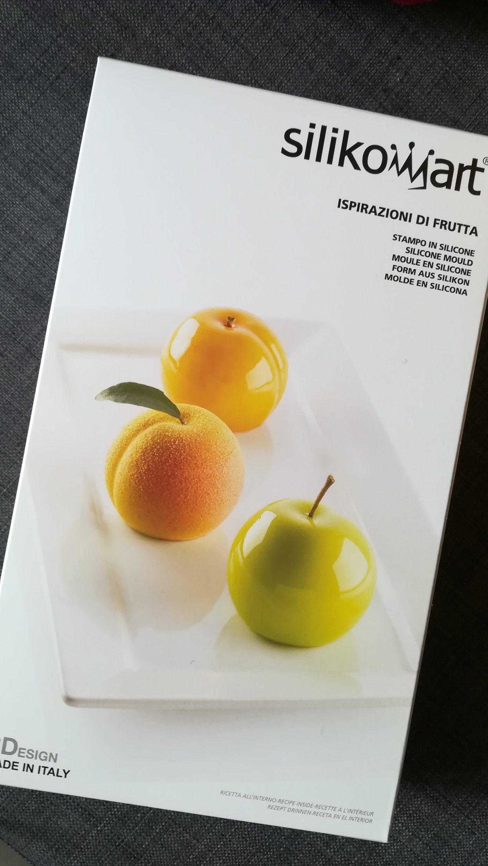 J'ai testé pour vous silikomart moule pour créer des fruits