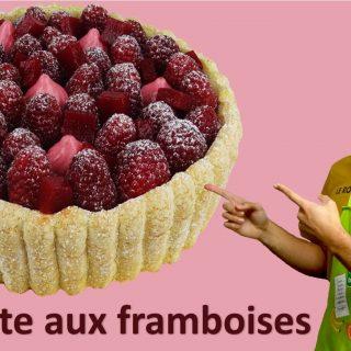CHARLOTTE AUX FRAMBOISES