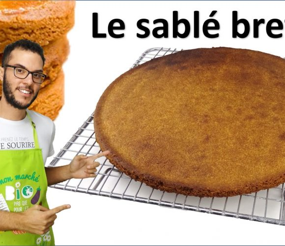 Le sablé breton