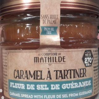 J'ai testé pour vous pâte à tartiner à la fleur de sel de Guérande