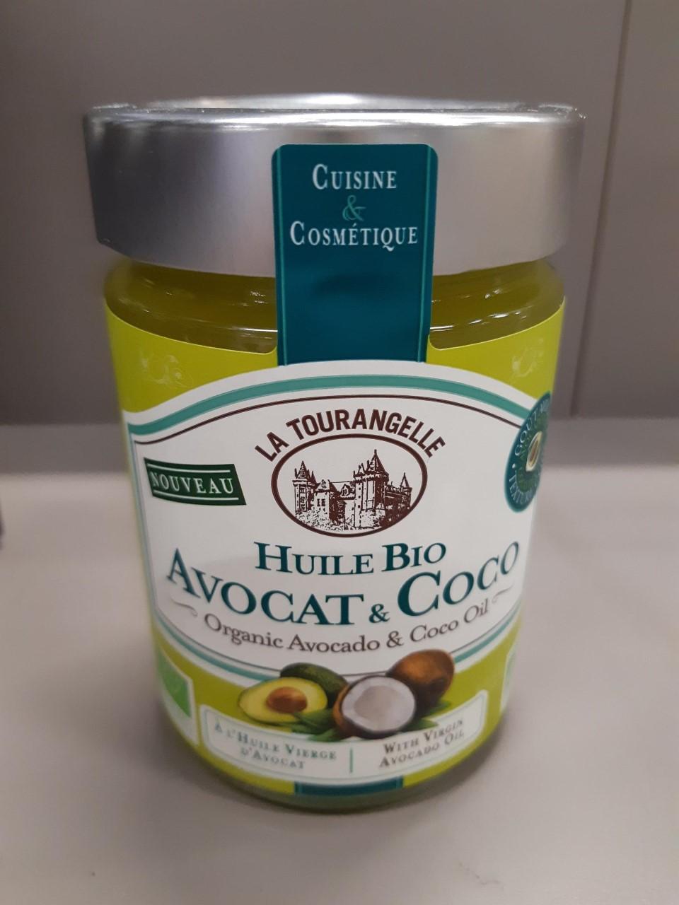 J'ai testé pour vous huile Avocat & Coco
