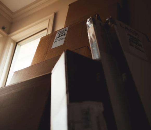 Techniques d'économie de déménagement