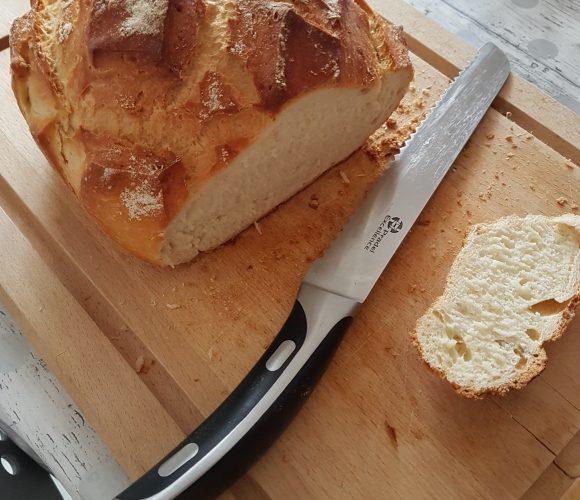 J'ai testé pour vous couteau à pain en inox forgé 20,3 cm