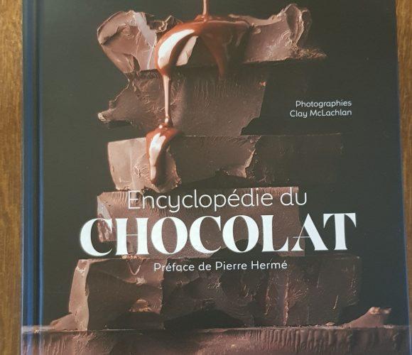 J'ai testé pour vous l'Encyclopédie du Chocolat Valhrona