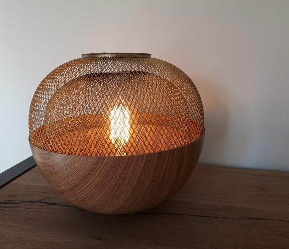 J'ai testé pour vous l'atelier LAMPE DÉTOURNÉE (Zodio Tours)