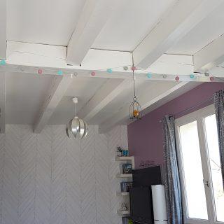 J'ai testé pour vous guirlande LED 16 boules colorés