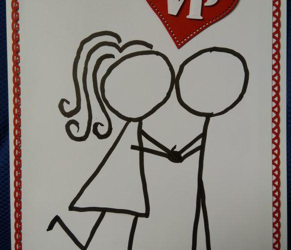 Carte de mariage pour Pierre : sélectionnée par mes collègues