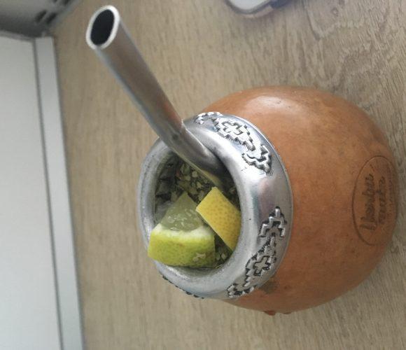 Le maté citron