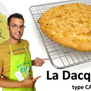 LA DACQUOISE, type CAP pâtissier