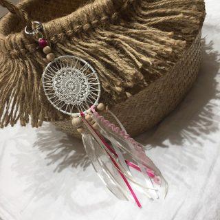 Mon bijoux de sac version bohème !